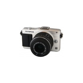 Цифровой фотоаппарат Olympus E-PM2 Kit Silver